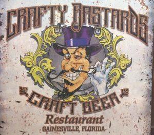 Crafty Bastards Restaurant Pub Food Craft Beer